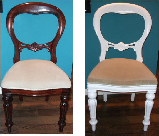 Before And After Photos La Shabby Chic
